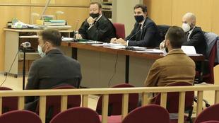 Sergi Enrich y Antonio Luna acusados video sexual