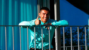 Cristiano Ronaldo cuarentena coronavirus en Italia