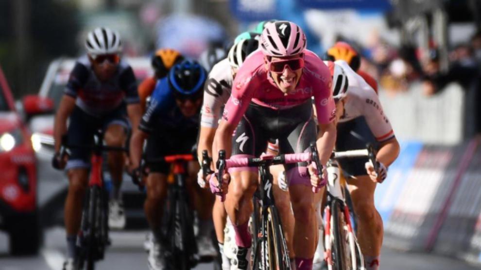 Horario y dónde ver en TV la etapa 12 del Giro de Italia: Cesenatico...