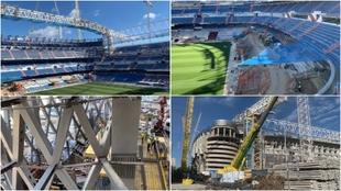 El impresionante Bernabéu 2.0 está casi listo: visita todos los rincones