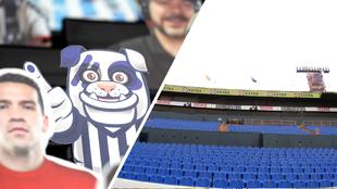 Nuevo León aún no autoriza la reapertura de los estadios.