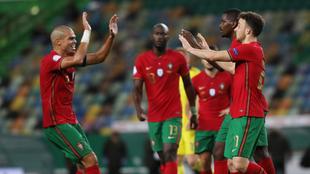 Portugal vence a Suecia sin problemas.