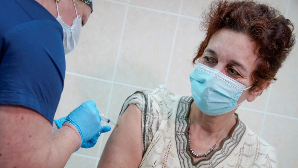 Rusia registra su segunda vacuna