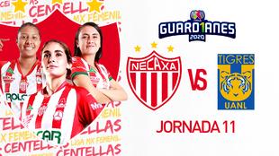 Liga MX Femenil hoy en vivo: Necaxa vs Tigres, streaming online en...