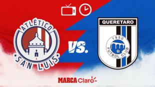 Atlético de San Luis vs Querétaro: Horario y dónde ver.