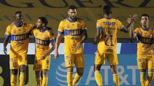 Tigres y su medio día sin gol del rival.