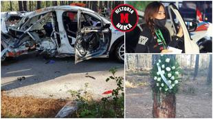 """El fatal accidente de Laura Salvo: """"Tuve un mal presentimiento en esa curva"""""""