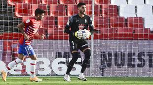 El guardameta portugués está en la lista de futuribles del Betis