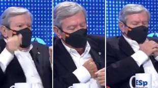 José Luis Corcuera sufre un amago de infarto mientras le entrevistaba Susanna Griso