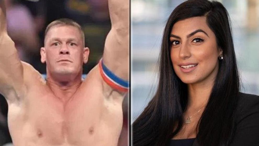 John Cena se ha casado con Shay Shariatzadeh