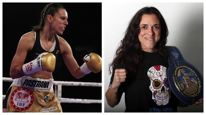 Joana Pastrana y Catalina Díaz.