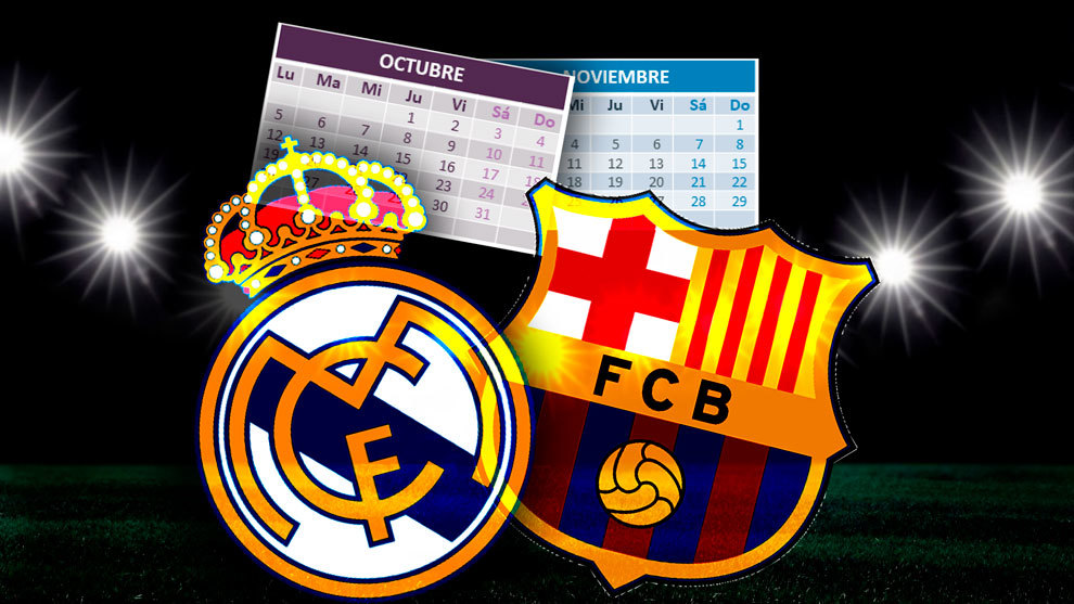 Real Madrid and Barcelona face three weeks of fixture congestion mayhem