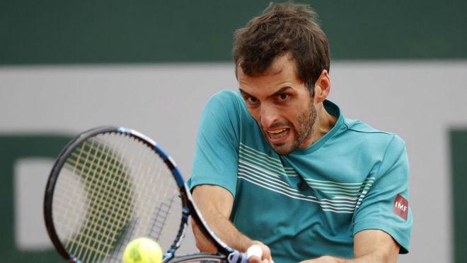 Albert Ramos en el pasado Roland Garros.