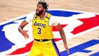 Fin al estado de alarma en los Lakers: Anthony Davis renovará