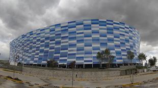 Puebla tiene autorización del gobierno para reabrir el Cuauhtémoc