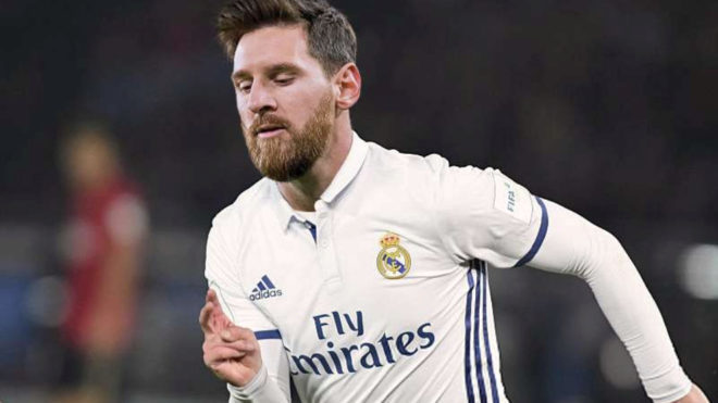 The shocking offer from Real Madrid that Lionel Messi rejected