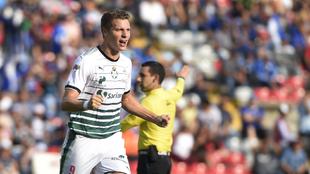 Julio Furch sueña con la selección mexicana