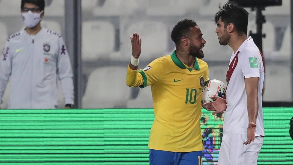 """""""Neymar es uno de los mejores del mundo pero es un payaso"""""""
