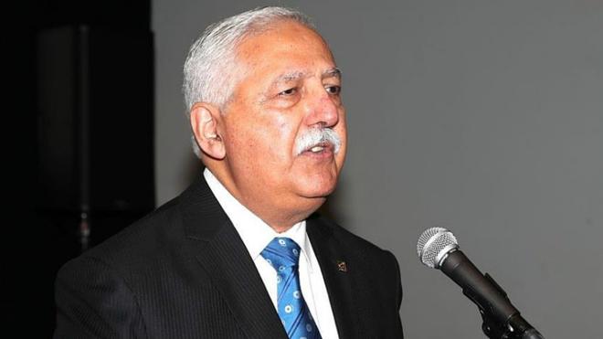 Mike Irani, nuevo presidente de la IWF.