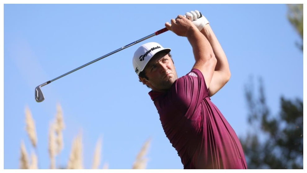 Sebastián Muñoz, en el top 10 del torneo CJ Cup Shadow Creek