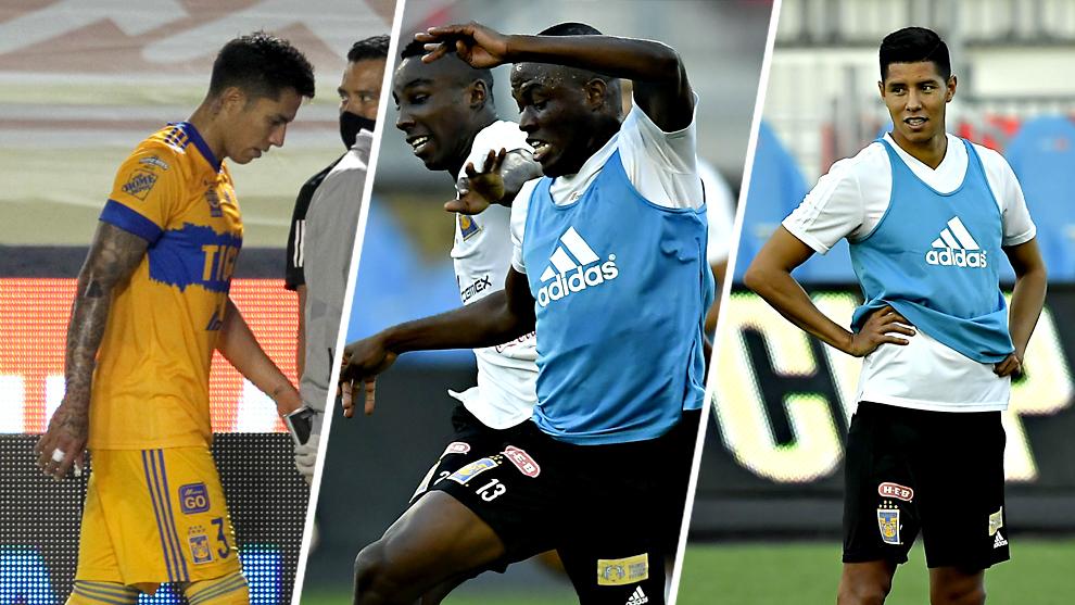 Salcedo, Quiñones y Ayala serán baja ante Cruz Azul.