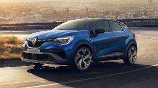 Renault Captur E-Tech híbrido 2021.