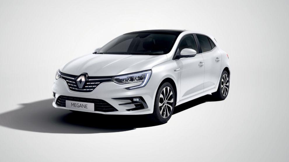 Renault Mégane berlina E-Tech enchufable 2021