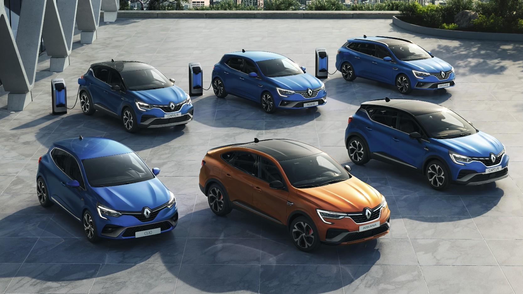 La gama E Tech de Renault sigue sumando opciones