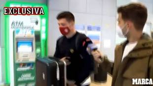 """Jovic habla tras las palabras de Borja Mayoral: el """"Quizás"""" que retumba en el Real Madrid"""