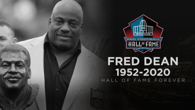 Fred Dean, miembro del Salón de la Fama, falleció a los 68 años por COVID