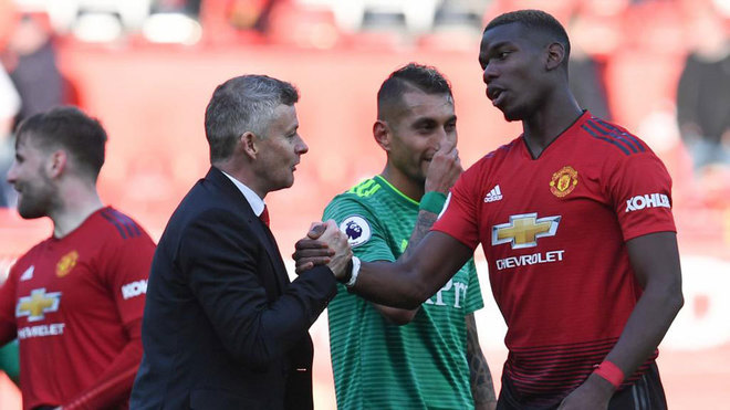 Manchester United Triggers Pogba Contract Extension, Secures Midfielder For 2 Years