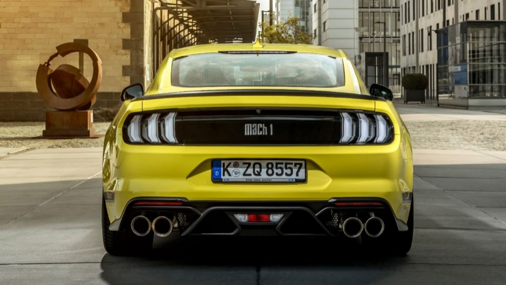 Ford Mustang Mach1 2021