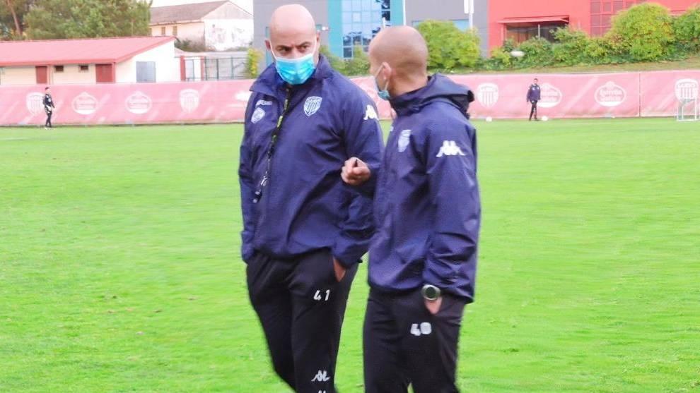 Mehdi Nafti, nuevo entrenador del Lugo.