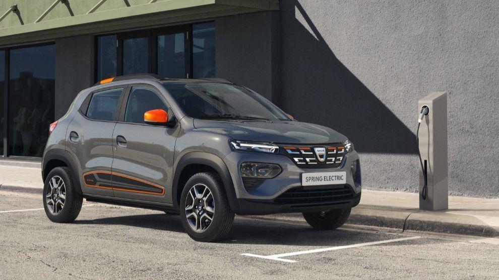 Dacia Spring 2021: será el eléctrico más asequible de Europa