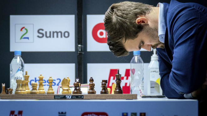 Carlsen - Aronian, última jornada del Altibox Norway Chess en directo