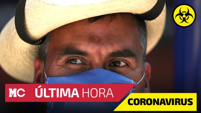 Coronavirus octubre 16 Ciudad de México.