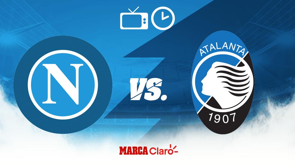 Serie A Napoli Vs Atalanta Horario Y D U00f3nde Ver En Vivo