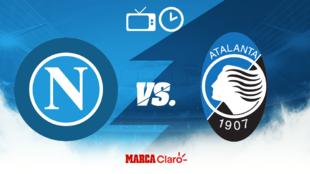 Napoli recibe al Atalanta