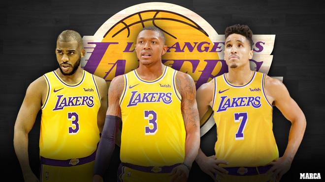 Los Angeles Lakers buscan una estrella: Chris Paul, Beal o Brogdon