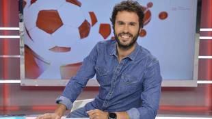 Luis García será el presentador de El Desmarque de Cuatro.