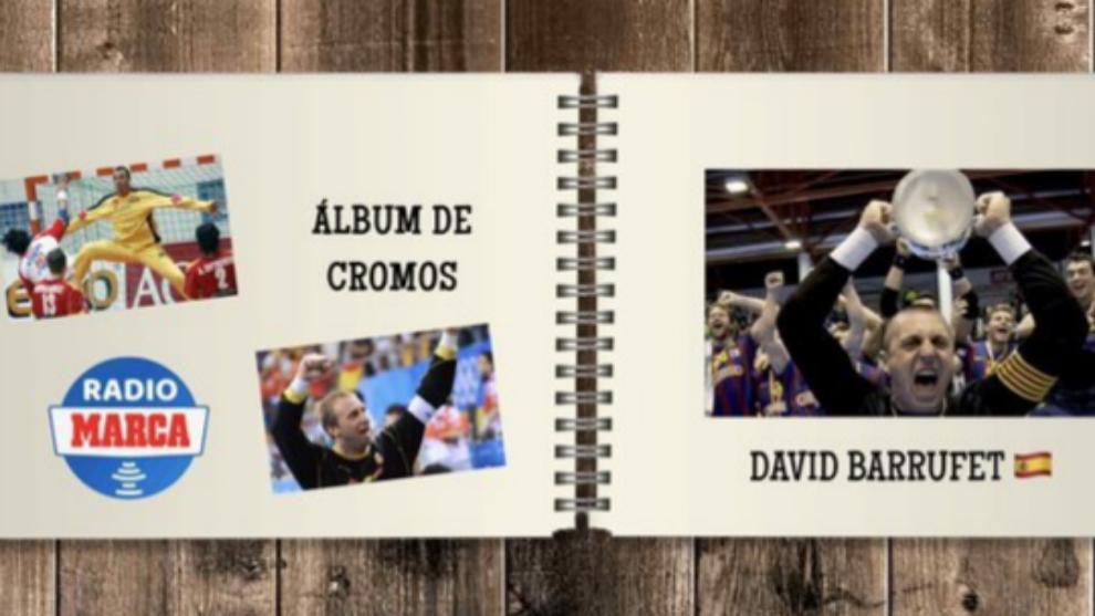 El Álbum de Cromos de Marcador - Capítulo IV: David Barrufet