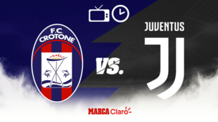 Crotone vs Juventus: Horario y dónde ver.