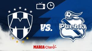 ¿Cómo, cuándo y dónde ver el Monterrey vs Puebla de la Jornada 14...