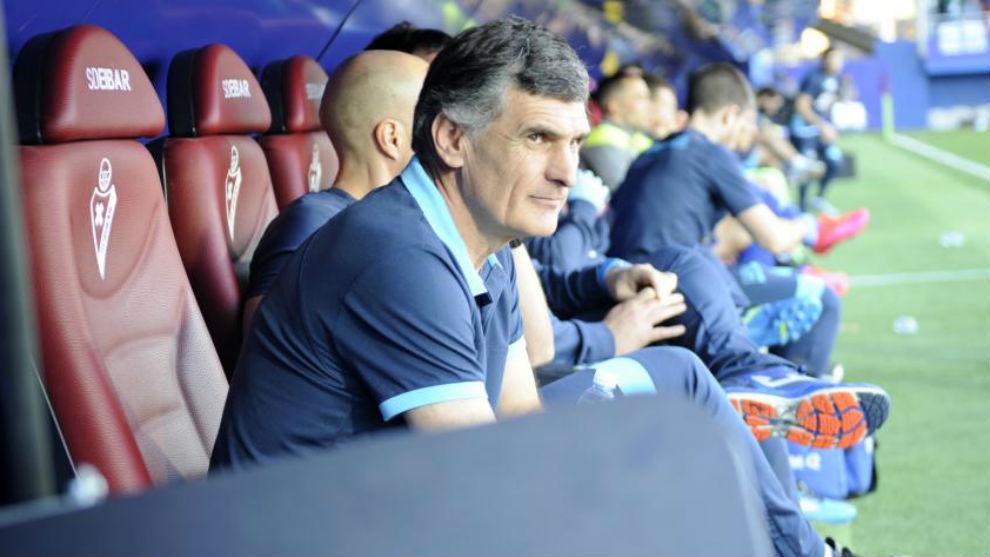 "Mendilibar: ""Es hora de tener buenas sensaciones en Ipurua"""