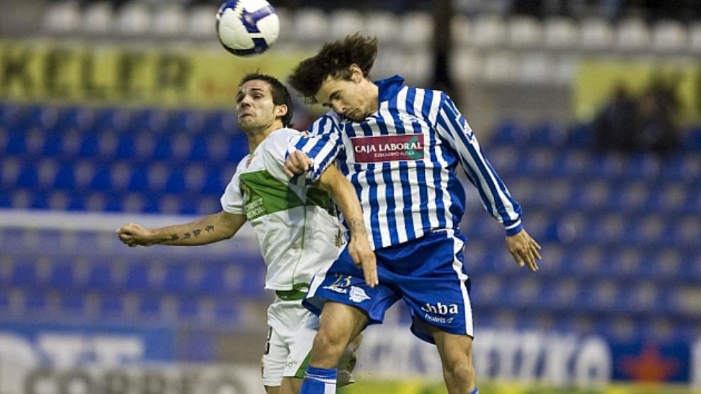 Alavés y Elche nunca se han enfrentado en Primera división.