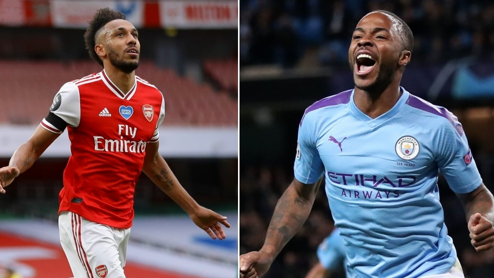 City vs Arsenal, en directo