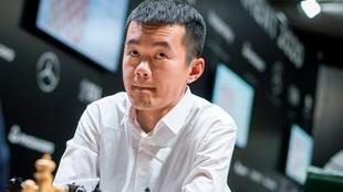 El gran maestro chino Ding