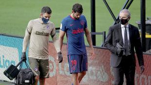 Saltan las alarmas: nueva lesión de Diego Costa
