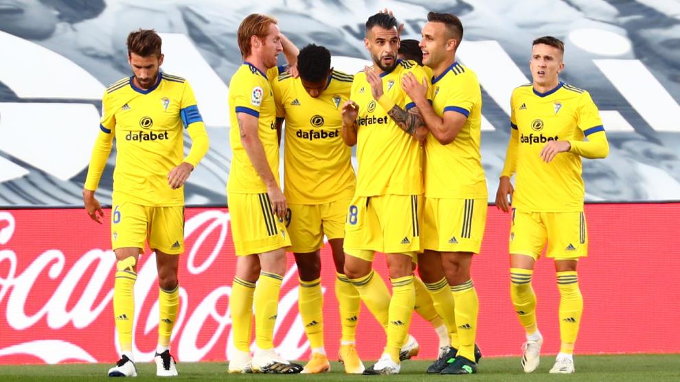 El Cádiz sorprende al Real Madrid y obtiene una victoria histórica en Valdebebas