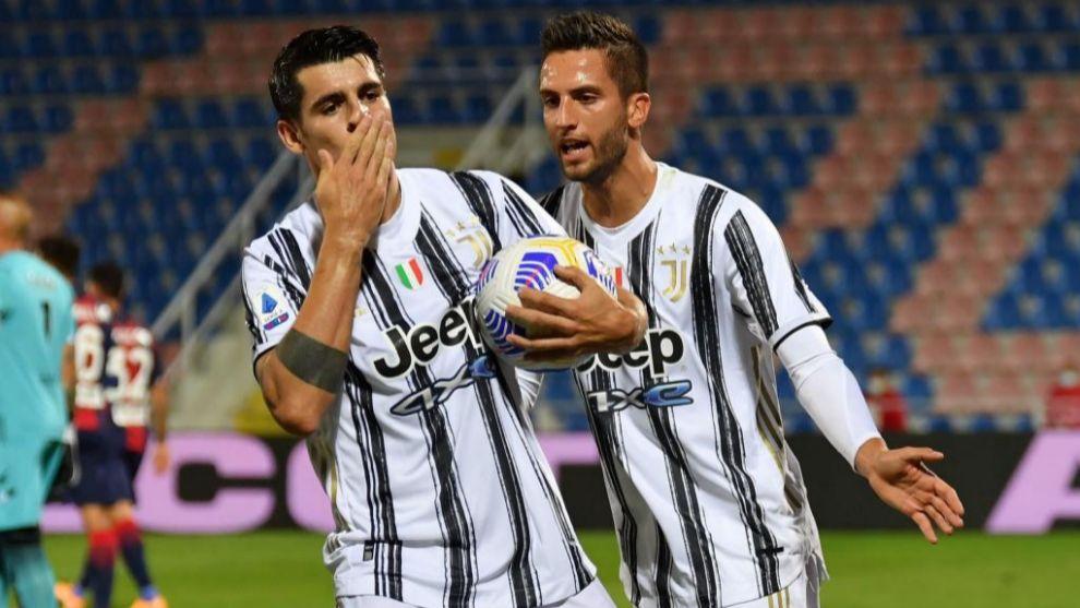 La Juve de Pirlo pincha sin Cristiano: empate ante el Crotone con gol de Morata